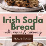 irish bread pin for pinterest